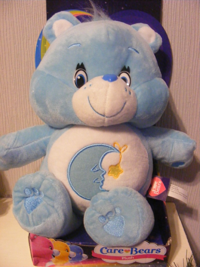Brand New And Boxed Bedtime Care Bear